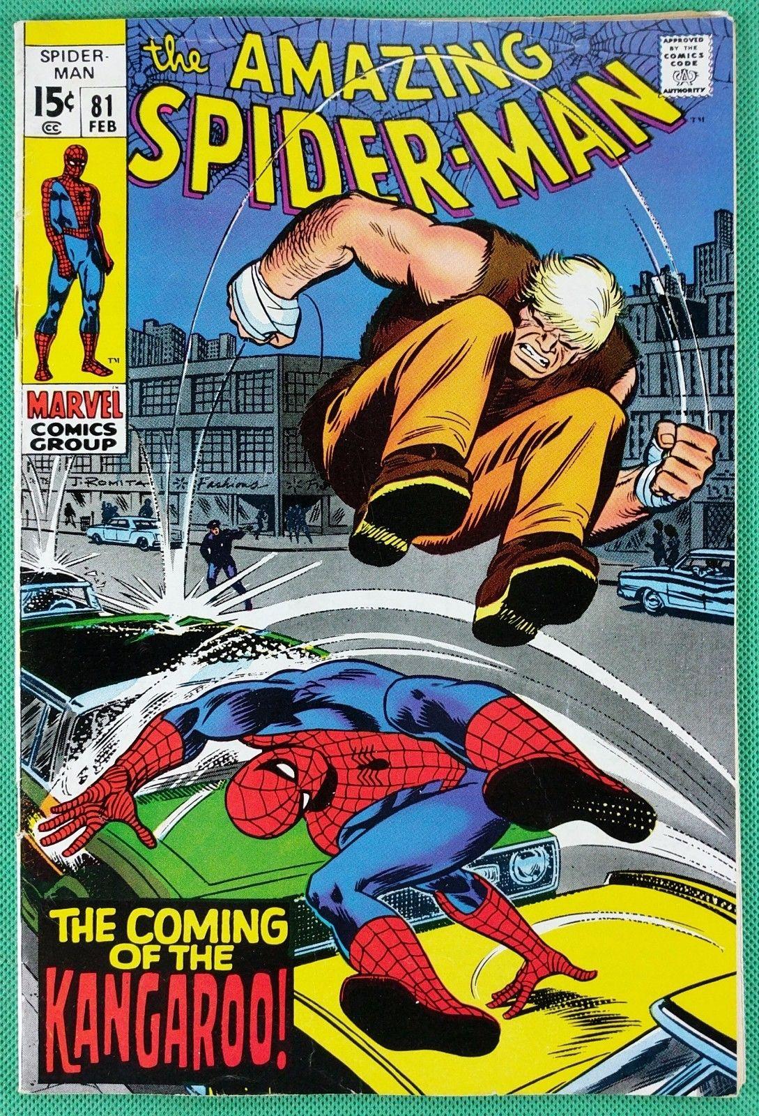 Spider-Man 81