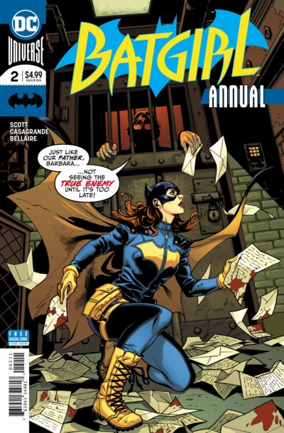 Batgirl Annual (2018) #2 VF/NM DC Universe