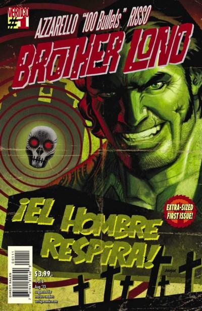 100 BULLETS: BROTHER LONO #1 OF 8 VF/NM VERTIGO BRIAN AZZARELLO EDUARDO RISSO