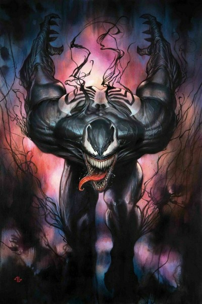 Absolute Carnage (2019) #1 VF/NM-NM Adi Granov 1:25 Codex Variant Cover Venom