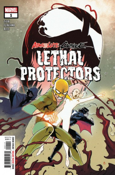 Absolute Carnage: Lethal Protectors (2019) #1 VF/NM Bengal Cover