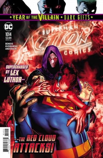 Action Comics (2016) #1014 VF/NM Brandon Peterson Cover YOTV DC Universe