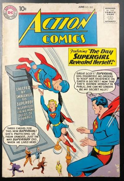 Action Comics (1938) #265 VG/FN (5.0)
