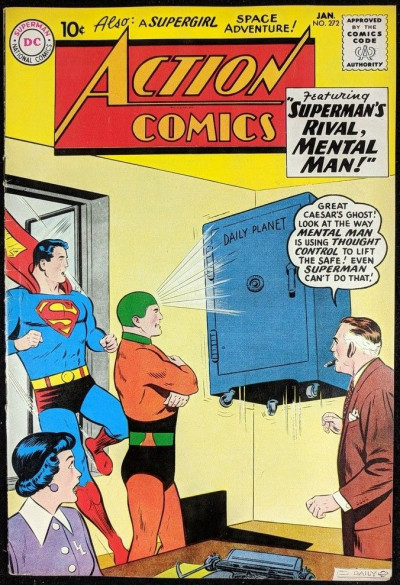 Action Comics (1938) #272 FN (6.0) featuring Superman