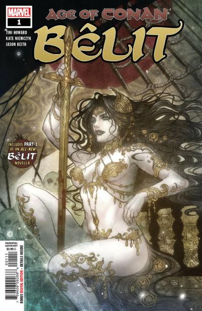 Age of Conan: Bêlit, Queen of the Black Coast (2019) #1 VF/NM Sana Takeda Cover
