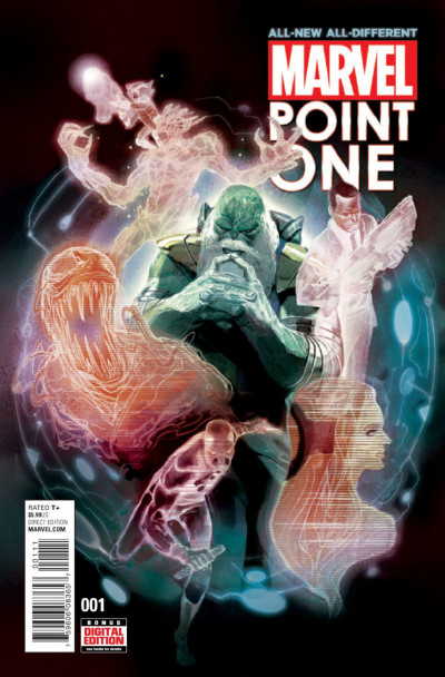 ALL-NEW ALL-DIFFERENT MARVEL POINT ONE (2015) #1 VF+ - VF/NM ONE-SHOT