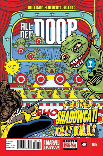 ALL-NEW DOOP (2014) #2 VF/NM MARVEL NOW