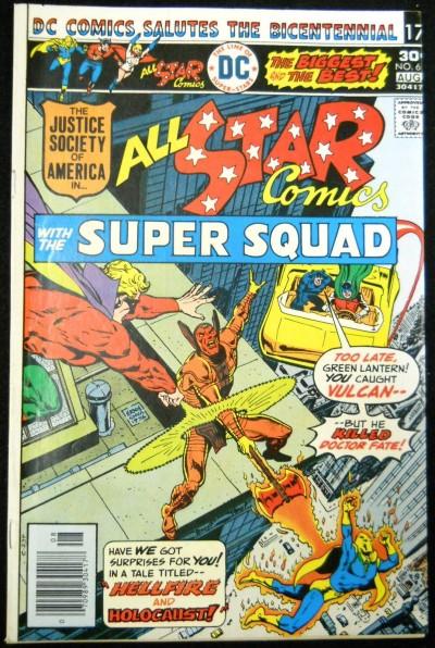 ALL-STAR COMICS #61 FN+