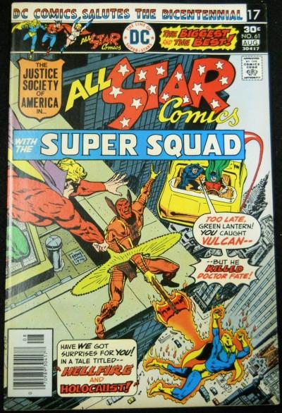 ALL-STAR COMICS #61 VF-