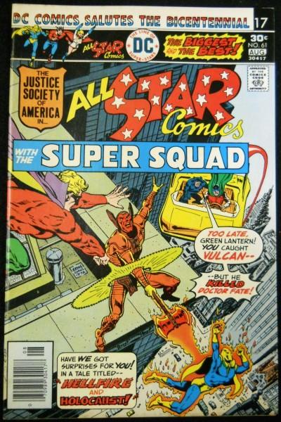 ALL-STAR COMICS #61 VF