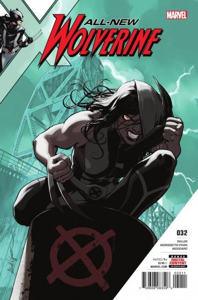 All-New Wolverine (2015) #32 VF/NM