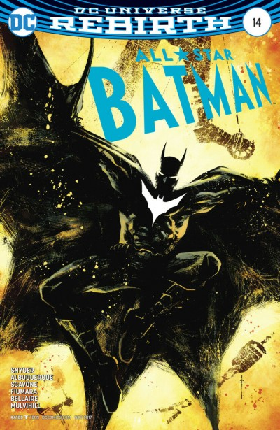 All-Star Batman (2016) #14 VF/NM Sebastian Fiumara Variant Cover