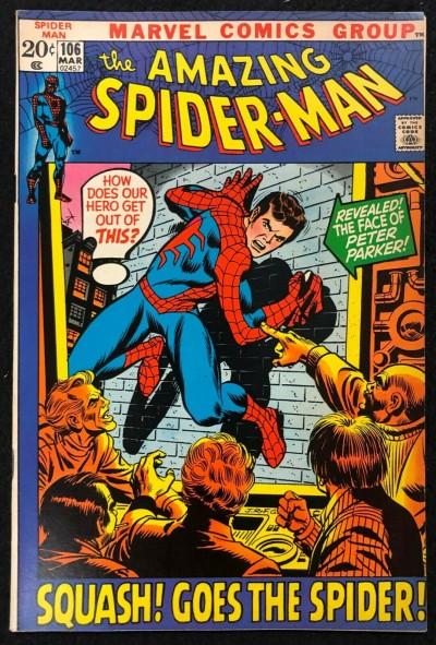 Amazing Spider-Man (1963) #106 VF (8.0) John Romita