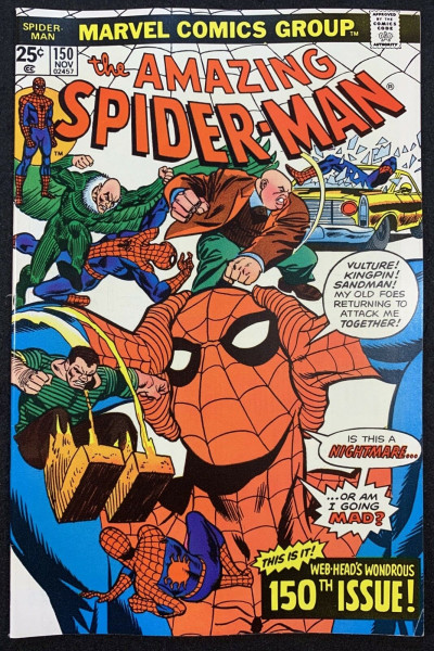 Amazing Spider-Man (1963) #150 VF+ (8.5)