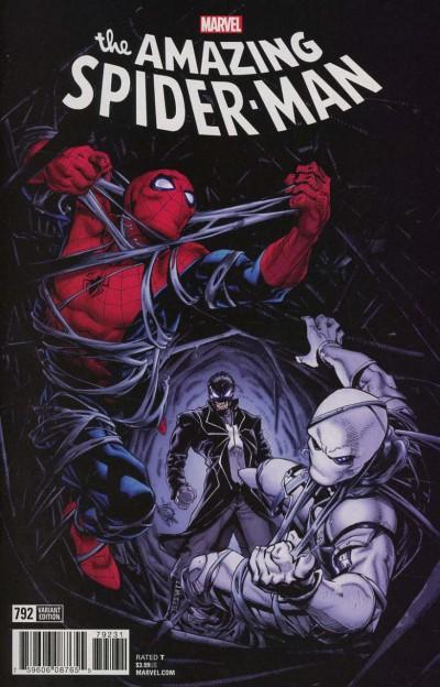 Amazing Spider-man (2015) #792 VF+VF/NM 1st Maniac Anti-Venom Variant Cover