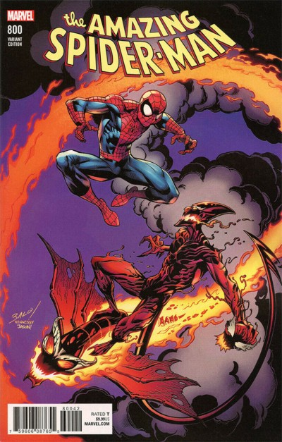 Amazing Spider-Man (2015) #800 VF/NM Mark Bagley Variant cover