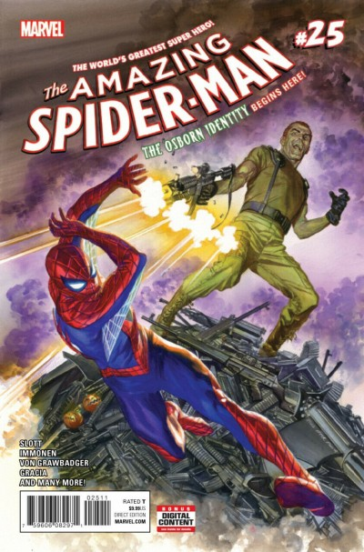 Amazing Spider-man (2015) #'s 25 26 27 28 29 30 31 32 VF/NM Alex Ross 1st Prints