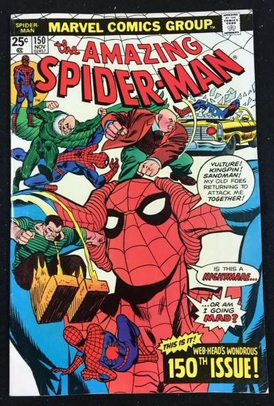 Amazing Spider-Man (1963) #150 FN+ (6.5)