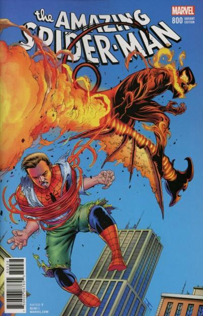 Amazing Spider-Man (2015) #800 VF/NM Cassaday Variant cover