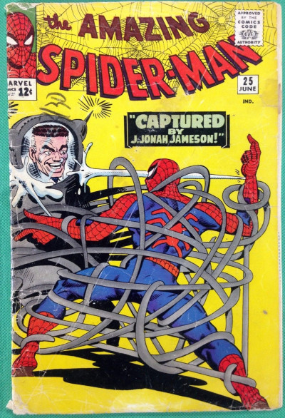 Amazing Spider-Man (1963) #25 GD (2.0) 1st mention of Mary Jane
