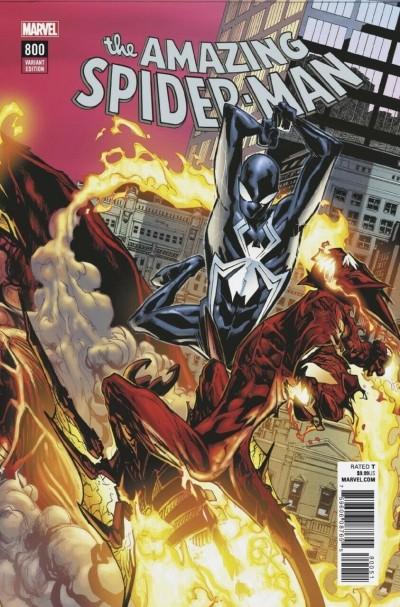 Amazing Spider-Man (2015) #800 VF/NM Ramos Humberto Variant cover