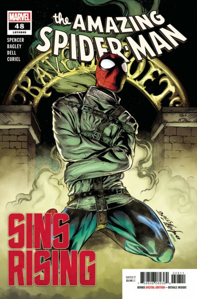 Amazing Spider-Man (2018) #48 (#849) VF/NM Mark Bagley Cover
