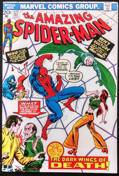 AMAZING SPIDER-MAN #127 VF/NM