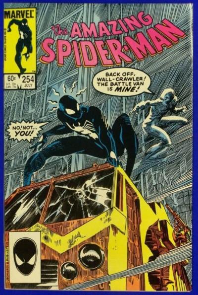 AMAZING SPIDER-MAN #254 NM 50% OFF GUIDE PRICE