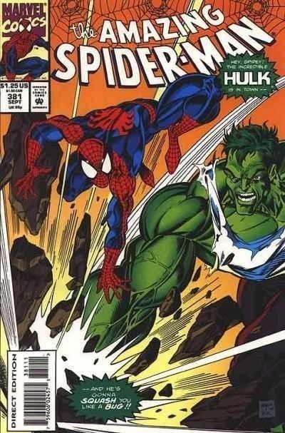 The amazing spidergirl - 1 8