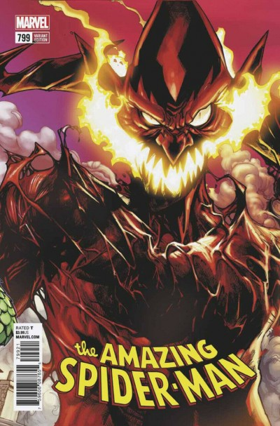 Amazing Spider-man (2015) #799 VF/NM Humberto Ramos Connecting Variant Cover
