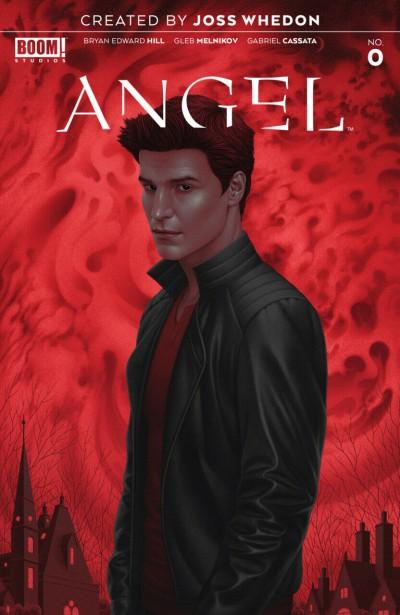 Angel (2019) #0 VF/NM Boom! Studios