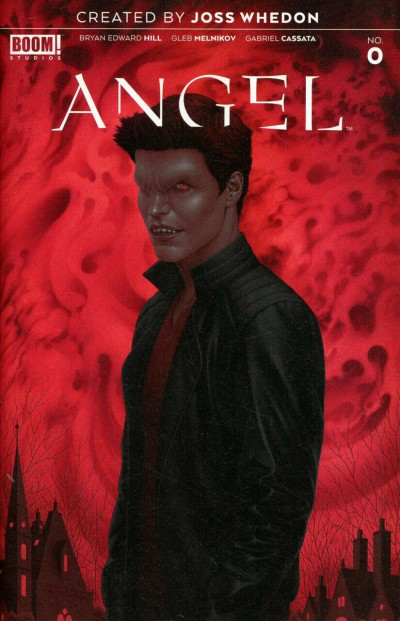 """Angel (2019) #0 VF/NM-NM Retailer Incentive """"Thank You"""" Pelcer Variant Cover"""