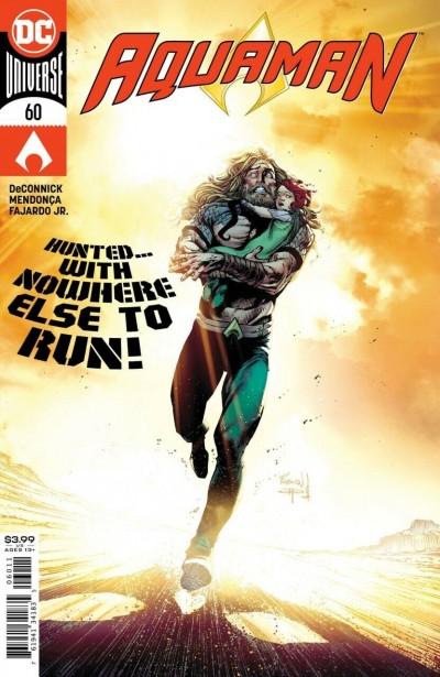Aquaman (2016) #60 VF/NM Robson Rocha Cover DC Universe