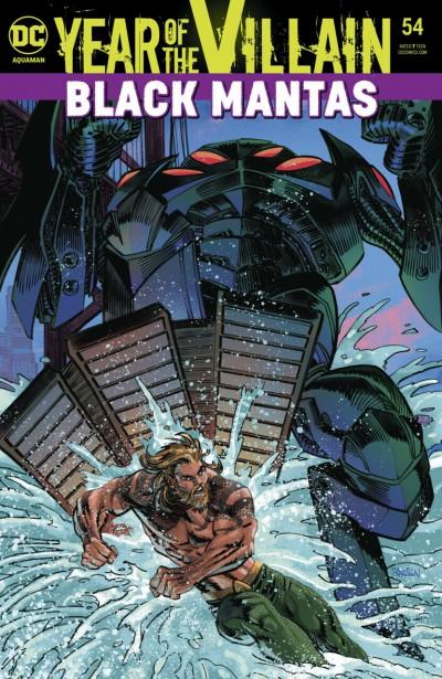 Aquaman (2016) #54 VF/NM Dan Panosian Regular Acetate Cover