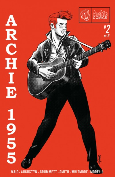 Archie 1955 (2019) #2 of 5 VF Derek Charm Cover