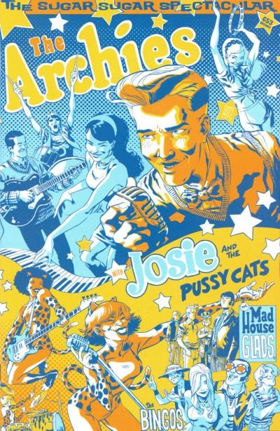 Archie (1960) #653 VF/NM Ramon K. Perez Variant Cover