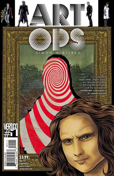 ART OPS (2015) #1 VF/NM MIKE ALLRED VERTIGO