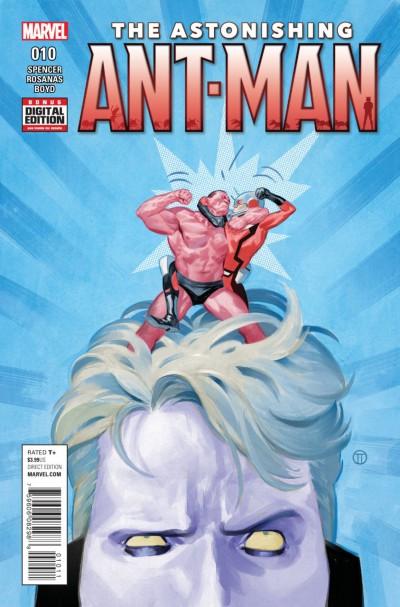 Astonishing Ant-Man (2015) #10 VF/NM