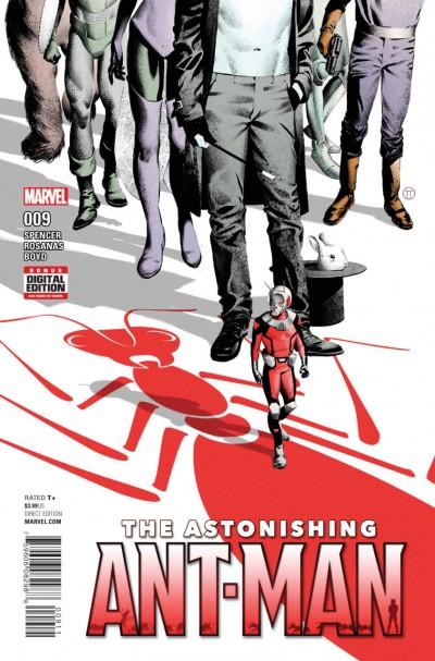 Astonishing Ant-Man (2015) #9 VF/NM
