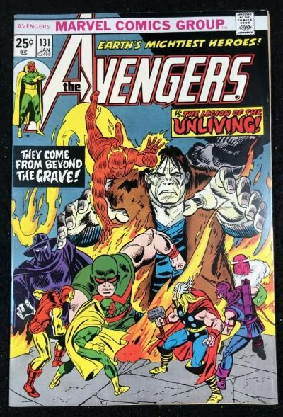Avengers (1963) #131 FN/VF (7.0) 1st app Legion of the Unliving