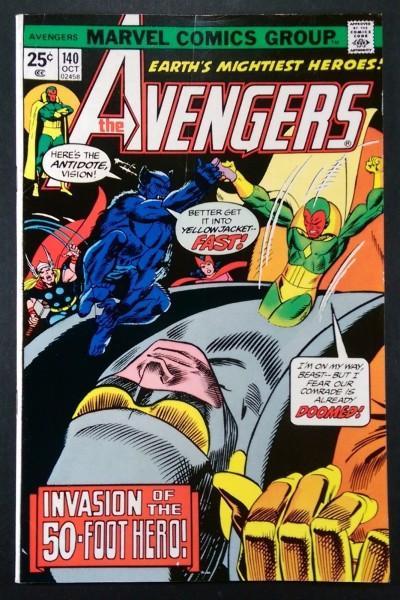 Avengers (1963) #140 FN (6.0)