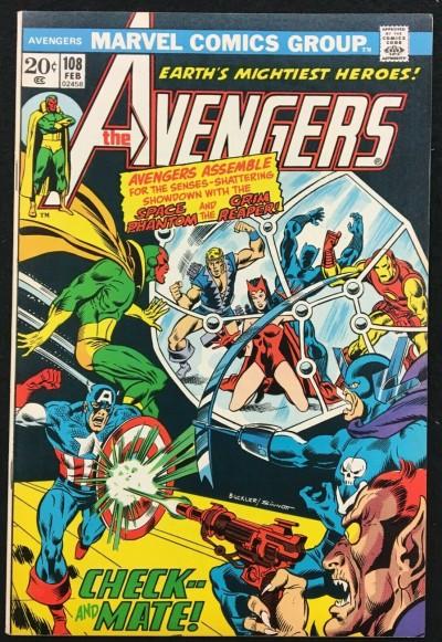 Avengers (1963) #108 VF/NM (9.0)