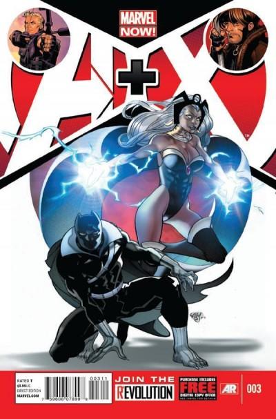A+X #3 VF/NM MARVEL NOW! AVENGERS X-MEN