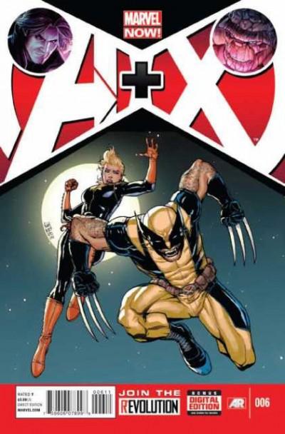A+X #6 VF/NM MARVEL NOW! AVENGERS X-MEN