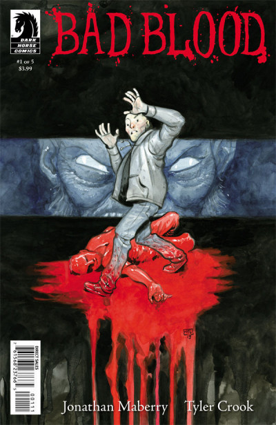 BAD BLOOD (2013) #1 OF 5 VF/NM DARK HORSE COMICS