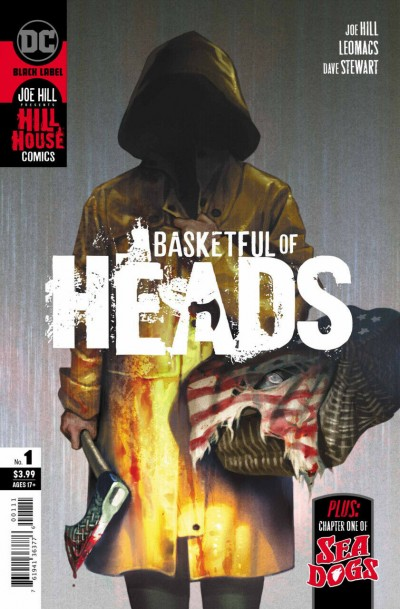Basketful of Heads (2019) #1 VF/NM-NM Reiko Murakami Regular Cover Black Label