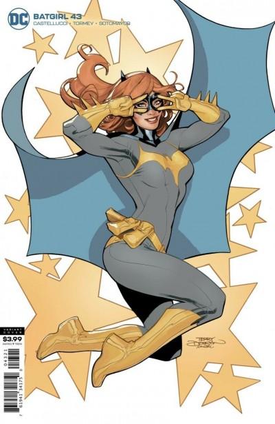 Batgirl (2016) #43 NM (9.4) Terry Dodson & Rachel Dodson Variant Cover B