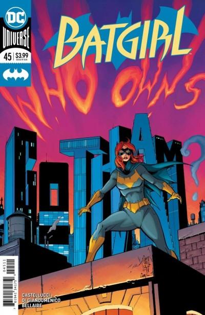 Batgirl (2016) #45 NM (9.4) Camuncoli Cam Smith & Beauli Regular Cover A