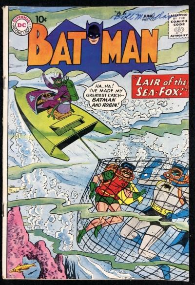Batman (1940) #132 FN- (5.5) with Robin
