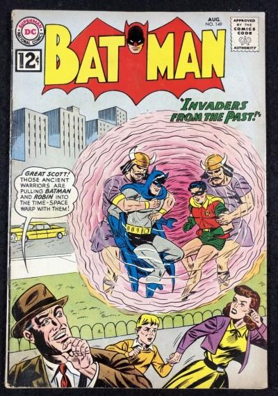 Batman (1940) #149 VG+ (4.5)